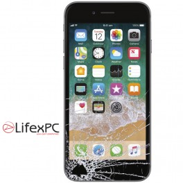 Iphone 6  - substituição LCD completo